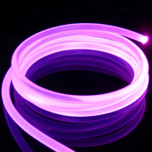 3mm side glow cable