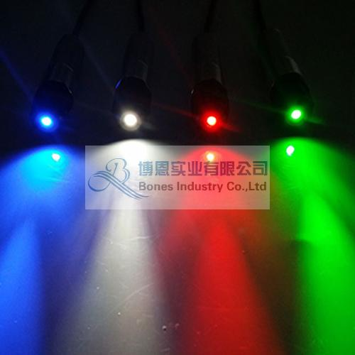 12V DC 1W LED Fiber Optic Illuminator